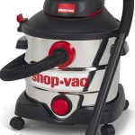 Shop-Vac 8 Gallon 6.0 Peak Hp Stainless Wet Dry Vacuum