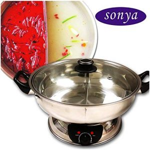Sonya Shabu Shabu Hot Pot Electric