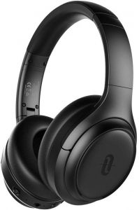 TaoTronics Active Noise Cancelling Headphones upgrade allows you to enjoy your music or movie without bothering.