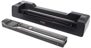 Vupoint Solutions Magic Wand Color LCD Scanner