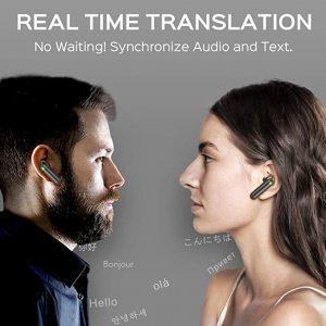 WT2 Lite Voice Translator Earbuds