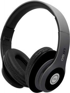 iJoy Matte Finish Wireless Premium Rechargeable Headphones