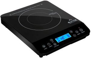 uxtop Portable Induction Cooktop, Countertop Burner Induction Hot Plate