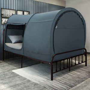 Bed Tent Dream Tents Bed Canopy Shelter Cabin Indoor Privacy Pop Up Warm