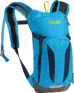 CamelBak Mini M.U.L.E. Kids Hydration Backpack, 50 oz