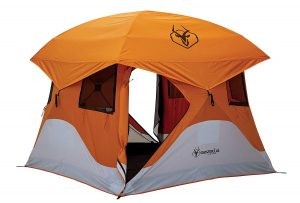 Gazelle 22272 T4 Pop-Up Portable Camping Hub Overlanding Tent, Easy Instant Set Up