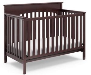 Graco Lauren Convertible Crib, Espresso