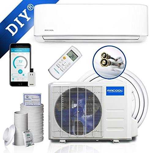 MRCOOL Comfort Made Simple DIY 24,000 BTU Ductless Mini Split Air Conditioner and Heat Pump System