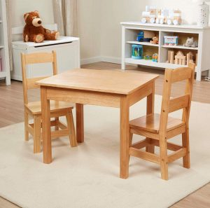 kids study table and chair se | modern kids table and chair set