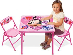 kids activity table and chair set | kids outdoor table and chair set
