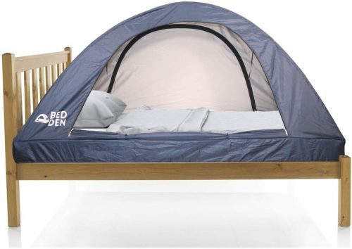 PopFS Bed Den II - Foldable Privacy Bed Tent Twin XL