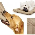 Slumber Pet Heavy Duty Chew Resistant Crate Mats for Dogs Reinforced Megaruffs Dog Beds
