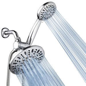 best high pressure shower head with hose