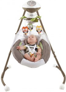 Graco slim spaces compact baby swing | Walmart baby swing | baby swing amazon