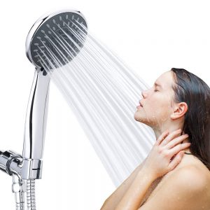 strongest high pressure handheld shower head