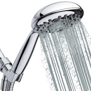 stainless steel hand held shower heads