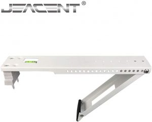 Jeacent Universal AC Window Air Conditioner Support Bracket Heavy Duty, Up to 165 lbs