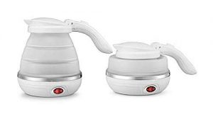 Kitchen Pro 101 Portable Electric Kettle | Collapsing Electric Kettle