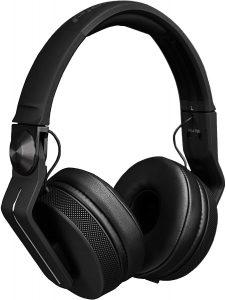 Pioneer DJ HDJ700K Hdj-700-K DJ Headphones - Matte Black
