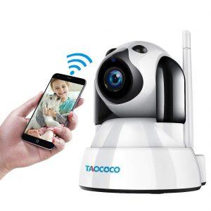 TAOCOCO Dog Camera and Pet Security Cameras