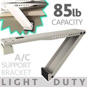 Universal Window Air Conditioner Bracket - 1pc Medium-Duty Window AC Support - Support Air Conditioner