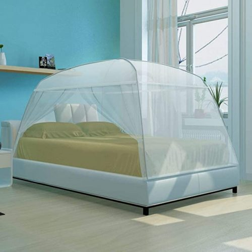bed tents for queen size beds, Bed Canopy for Home Bedroom Outdoor Camping Hiking, Mosquito Net,