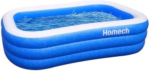 small inflatable pool for adults