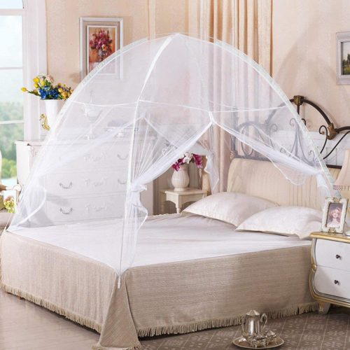 full size bed tent for bedroom or camping