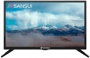 High Resolution Flat Screen Television (24 Inches)