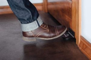footpull hands free door opener from StepnPull