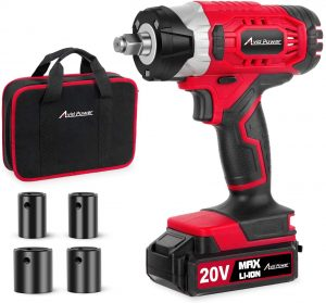 20V MAX Cordless Impact Wrench