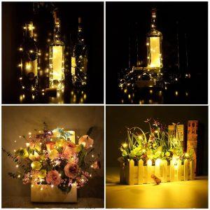 wine bottle lights hobby lobby