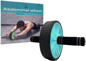 Home Gym Core Workout Abs Roller Wheel Training Fitness Exercise Equipment