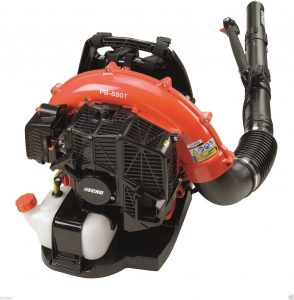 Echo PB-580T 58.2 CC Back Pack Blower with Tube Mounted Throttle
