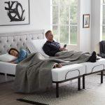 lucid l100 adjustable bed base