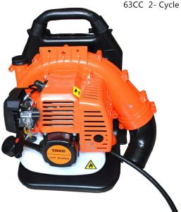 Robbey Backpack Leaf Blower