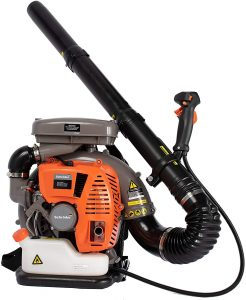 Schröder Germany Industrial Backpack Leaf Blower 5-Year Warranty Model: SR-6400L