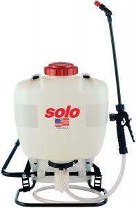 Solo 425 4-Gallon Professional Piston Backpack Sprayer,