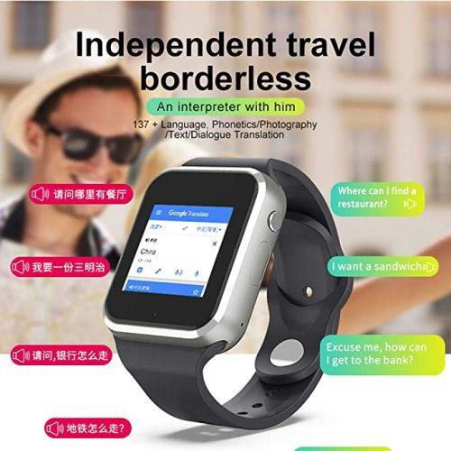 137 Language Translator Device Phonetics/Photography/Text/Dialogue Translation for Learning Travel Shopping Business