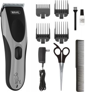 Wahl Easy Pro for Pets, Rechargeable Dog Grooming Kit