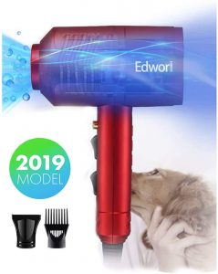 WendyMom Dog Cat Hair Dryer,Professinal Double Force Gooming Blower Dryer