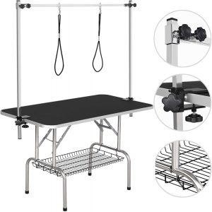 ringside grooming table