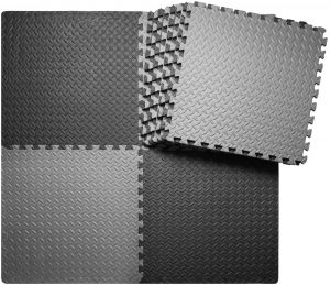 Gym Flooring Mat | Interlocking Foam Mats with EVA Foam