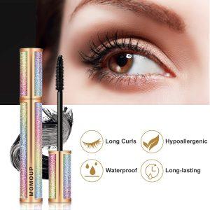 4d silk fiber mascara