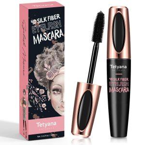 4d silk fiber eyelash mascara uk