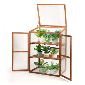 greenhouse cold frame from Giantex