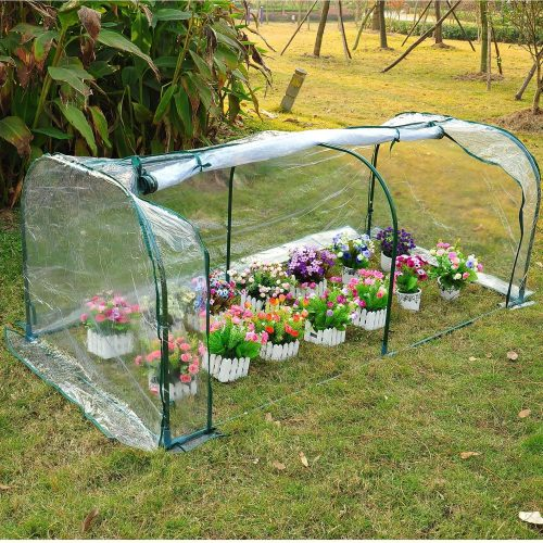 plastic cold frame greenhouse