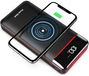 wireless lit lname power bank review