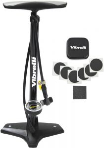 portable bike pump