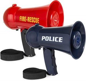 Fire rescue mega phone